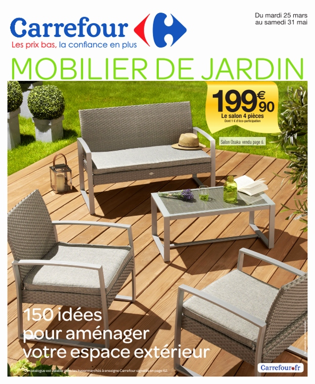 hyper u savenay salon de jardin jardin piscine et cabane. Black Bedroom Furniture Sets. Home Design Ideas