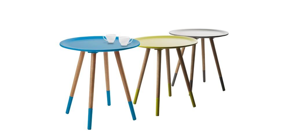 Petite table basse de salon de jardin