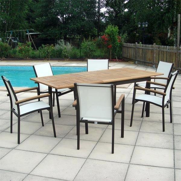 Salon de jardin alu pas cher - Jardin piscine et Cabane