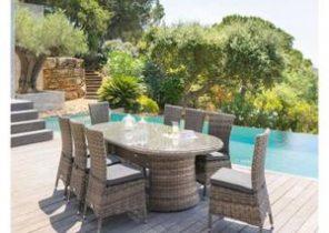Construire une piscine en beton hors sol - Jardin piscine et Cabane