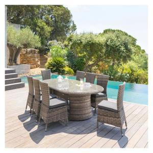Salon de jardin hesperide cdiscount - Jardin piscine et Cabane