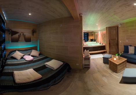 Chalet avec jacuzzi privatif gironde jardin piscine et - Chambre avec jacuzzi privatif gard ...