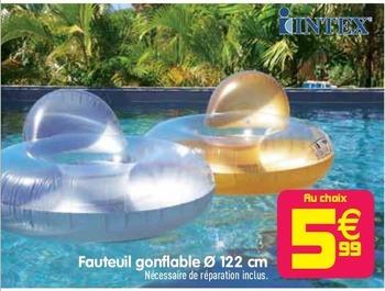 matelas gonflable piscine chez gifi jardin piscine et cabane. Black Bedroom Furniture Sets. Home Design Ideas