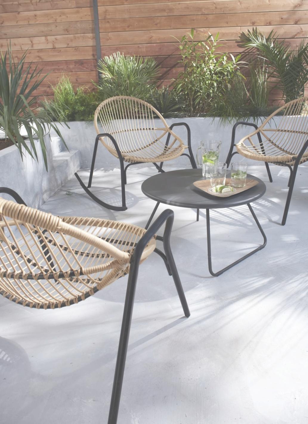 Salon de jardin aluminium castorama - Jardin piscine et Cabane