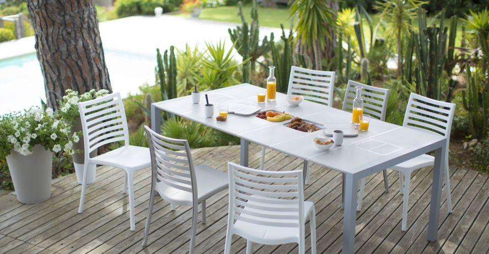coussin pour salon de jardin mr bricolage jardin piscine. Black Bedroom Furniture Sets. Home Design Ideas