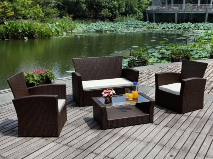 truffaut herblay salon de jardin jardin piscine et cabane. Black Bedroom Furniture Sets. Home Design Ideas