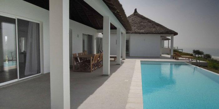 Construction piscine dakar